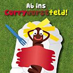 Das Logo zum Currywurstfeld