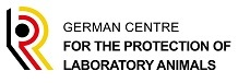The logo of the German Centre for the Protection of Laboratory Animals (Bf3R)
